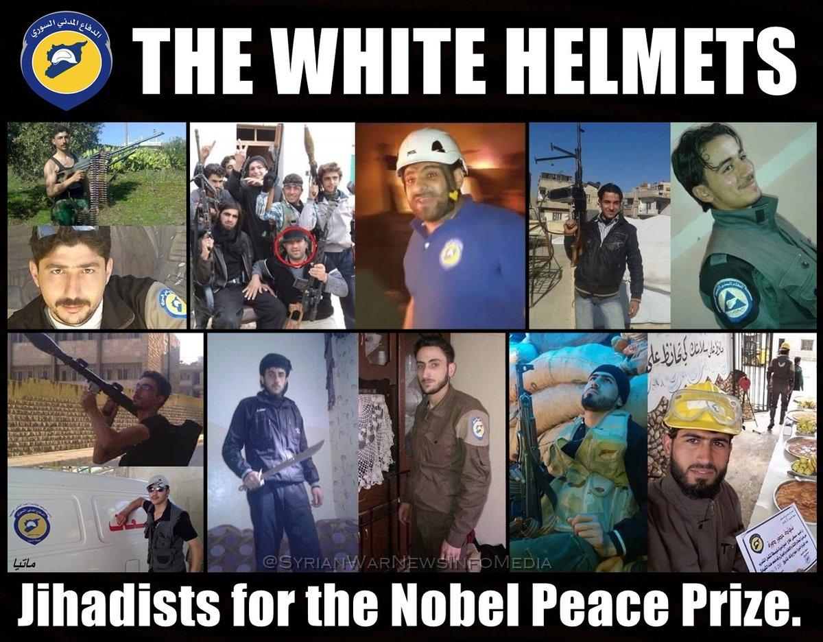 Resultado de imagen para isis white helmets