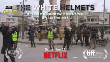 Massive White Helmets Photo Cache Proves Hollywood Gave Oscar to Terrorist Group