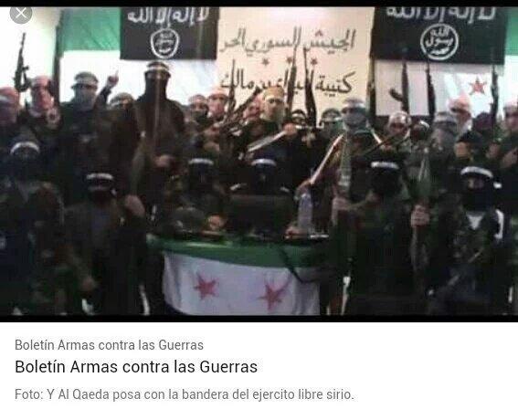 FSA set 2 al-Qaeda