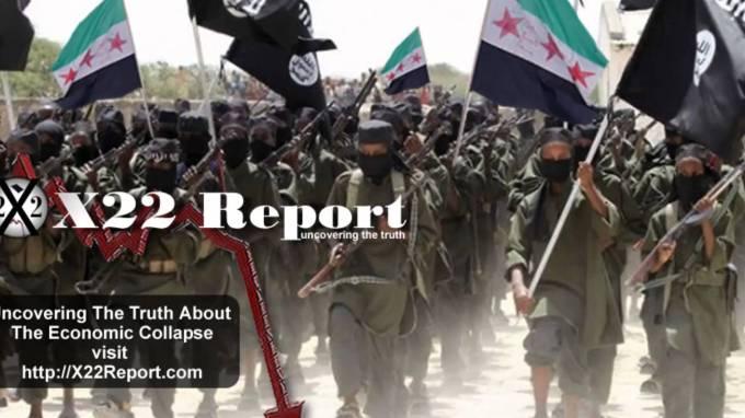 FSA:ISIS march