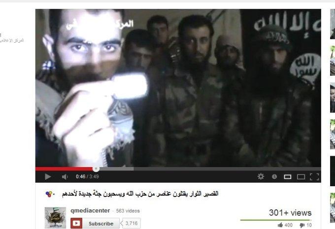 Hadi with ISIS