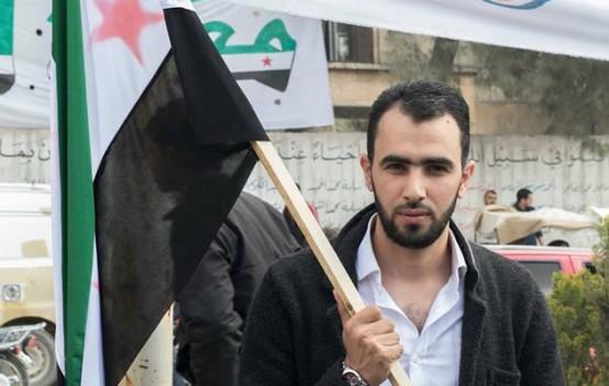 HadiAlAbdallah w flag