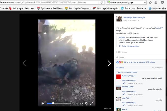 Murdered syrian soldier 2