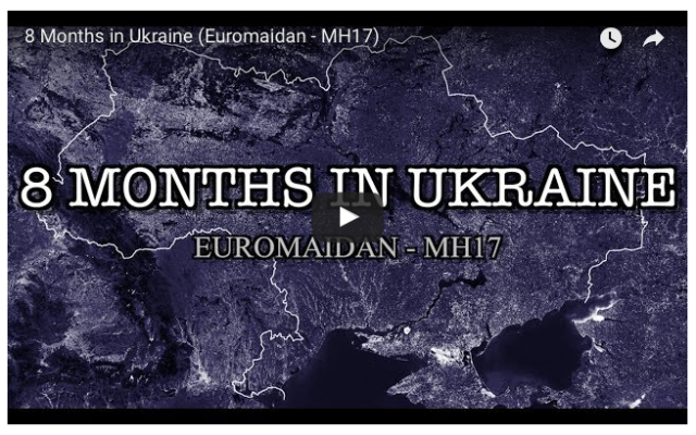 Truth of Ukraine War Revealed: Watchdog Media Releases Definitive Chronological Timeline Video of Ukrainian War From Euromaidan to MH-17