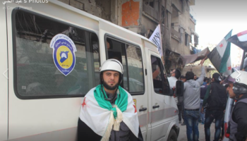 Intertwined - The White Helmets and FSA Terrorist Groups - Evidence of Collusion -Part 1